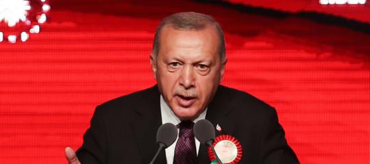 erdogan turchia intervento libia