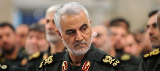 chi eraSoleimani generale iraniano ucciso