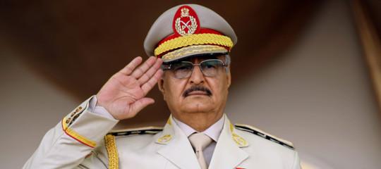 Libia Haftarjihad intervento turco