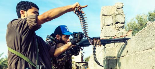 libia combattimenti attacco haftar tripoli