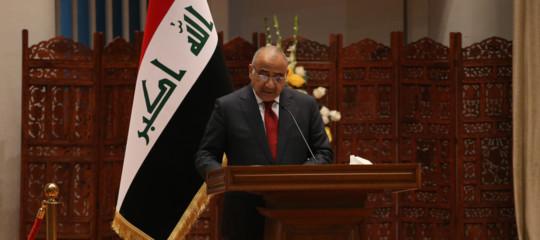 iraq usa presenza militare