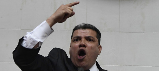 Venezuela parraGuaido presidente