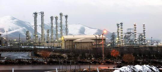 arricchimento uranio iran come funziona