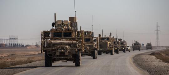 usa ritiro truppe iraq