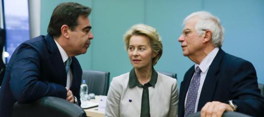 mediazione ue iran usa libia guerra