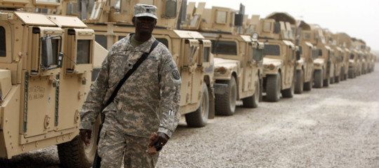 ritiro Usa Iraq annuncio smentita