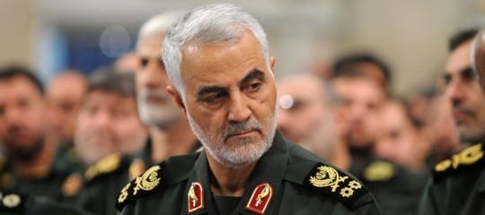 morte soleimani guerra iran usa