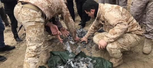 attacco missili iran vendetta soleimani