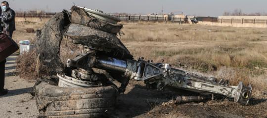 aereo ucraina precipita iran