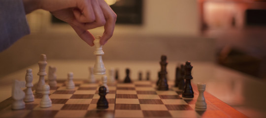 usa iran guerra scacchi