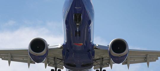 boeing sicurezza aerei