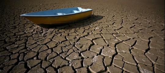 modello predice conflitti causa mancanza acqua