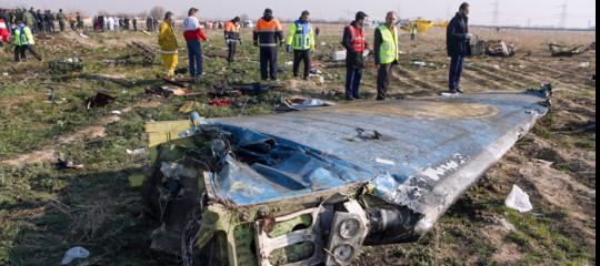 iranammette errore aereo ucraino abbattuto
