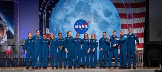 nuovi astronauti nasatartarughe