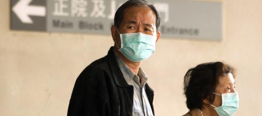 Virus cinese epidemia rischi italia