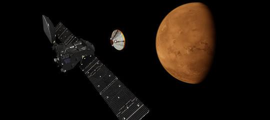 esplorazioni spaziali nasa esa 2020