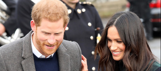 harry meghan social