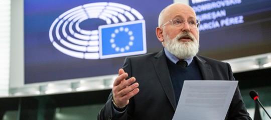 green deal europeo