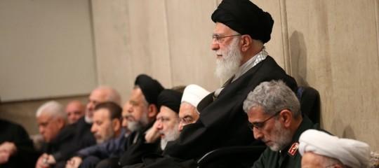 iran isolamento accordo nucleare