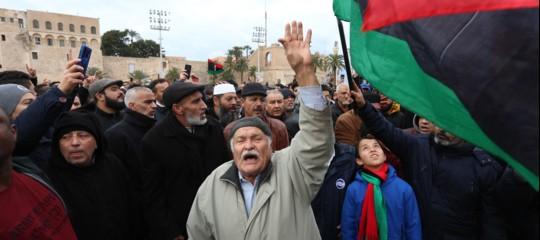 libia haftar conferenza berlino
