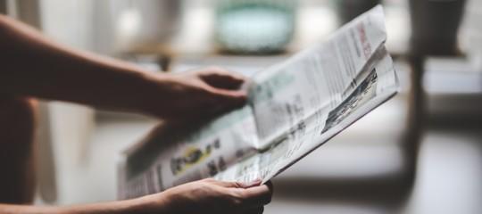 notizie giornali quotidiani oggi