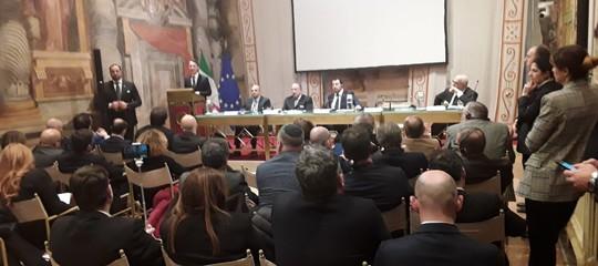 evento salvini contro antisemitismo segre
