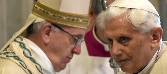 papa francesco ratzingerpreti sposati
