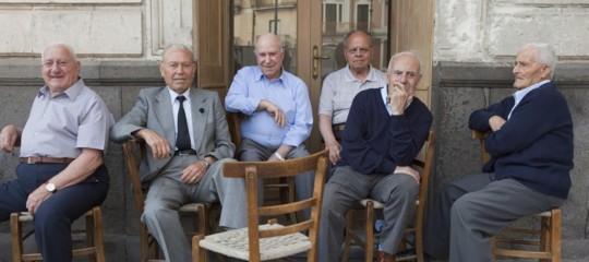 Ocse Italia salute speranza di vita europa