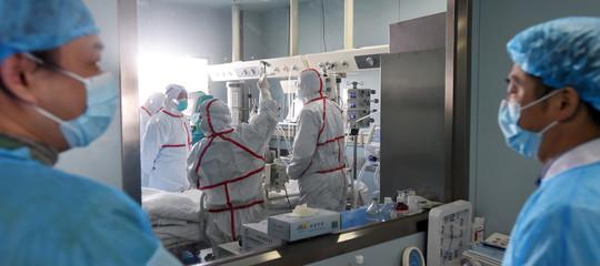 epidemia influenza cina sars