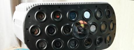 La telecamera per il riconoscimento facciale