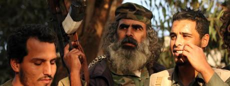 Milizie fedeli a Khalifa Haftar
