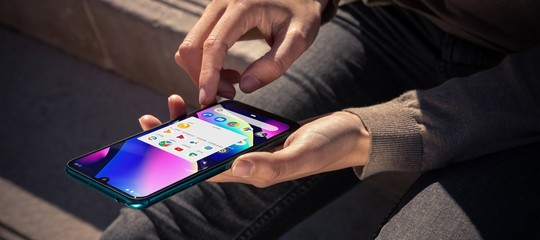 smartphone wikocome sono