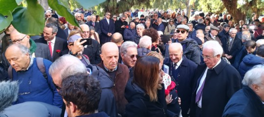 commemorazione craxi anniversario morte hammamet