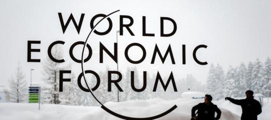 DavosWef GretaTrump