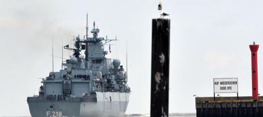 operazione sophia embargo armi libia