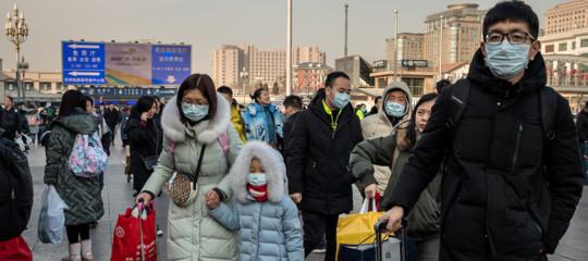 Virus cinese aggiornamento contagio morti