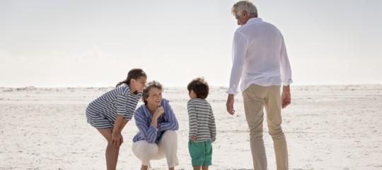 cassazione affido figli lasciati ai nonni