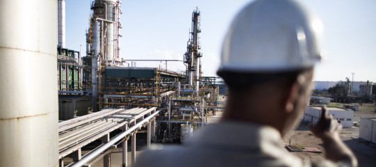 guerra libia petrolio