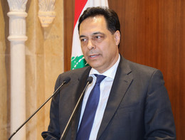 """Nasce il nuovo governo in Libano: """"rappresenta le esigenze dei manifestanti"""""""