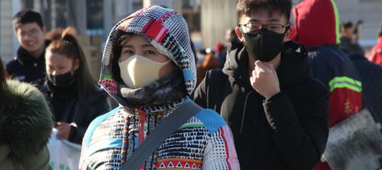 coronavirus virus cinese contagio rischio