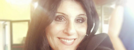 Maria Antonietta Rositani, prima dell'aggressione subita dal suo ex