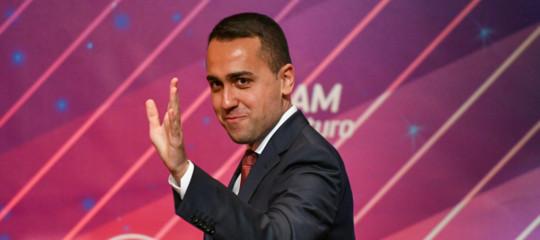 """Di Maio si dimette da capo politico del M5s. """"Ma non molleròmai"""""""