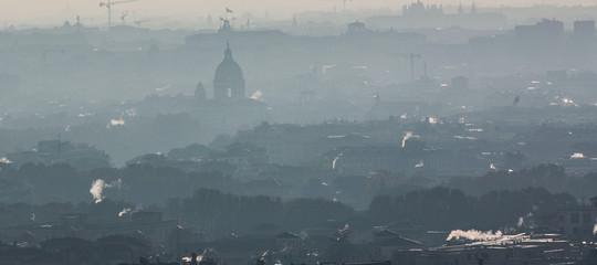 smog citta italia