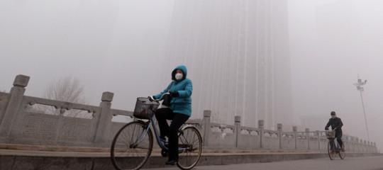 smog diesel pneumococco rischio