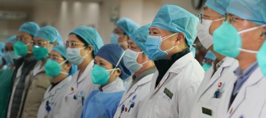 Virus Cina allarme coronavirus