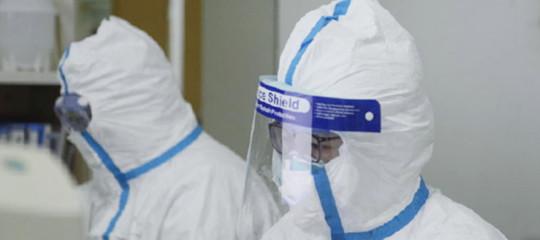 virus cinese sintomi diagnosi contagio