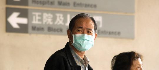 Virus Cina coronaviruscontagiati grande muraglia