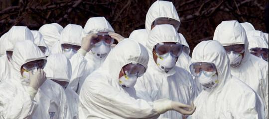 Quarantene cordoni epidemie virus coronavirus