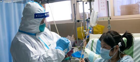 Virus Cina coronavirus morti contagiati