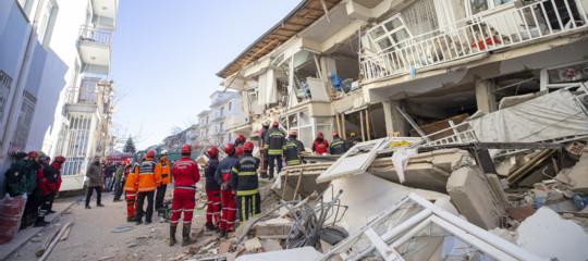 Turchia terremoto 6,8